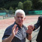 Jochen Finke (Stadtsportverband) Dr. Muders (2. Vors. TC Khdm) Stadtmeisterschaften 2010 #6