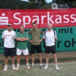 Herren Doppel 40+ Stadtmeisterschaften 2010 #9