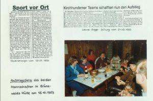 Aufstieg 1983